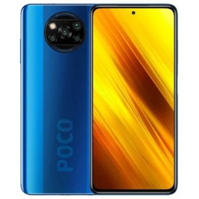 Смартфон Xiaomi Poco X3 NFC 6/64GB Синий кобальт